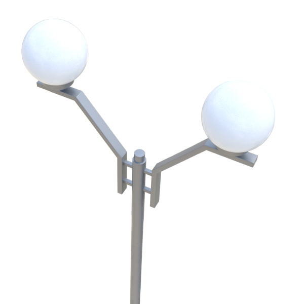 БОЛ 2 декоративная опора освещения