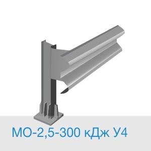 11МО-2,5-300 кДж У4 мостовое ограждение