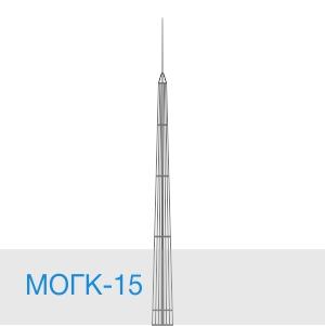 МОГК-15 молниеотвод