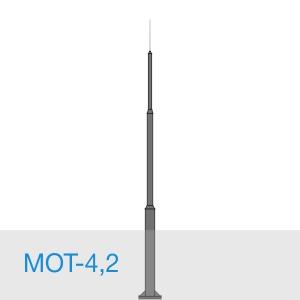 МОТ-4,2 молниеотвод