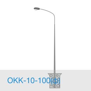 Силовая опора ОКК-10-100(ф)