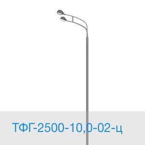 Силовая опора ТФГ-2500-10,0-02-ц