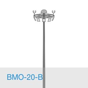 ВМО-20-В высокомачтовая опора освещения