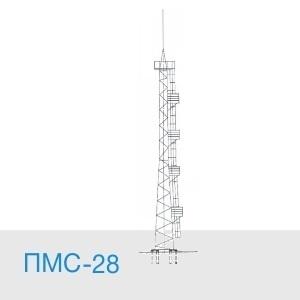 ПМС-28,0 мачта освещения