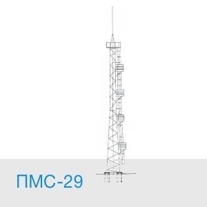 ПМС-29,0 мачта освещения